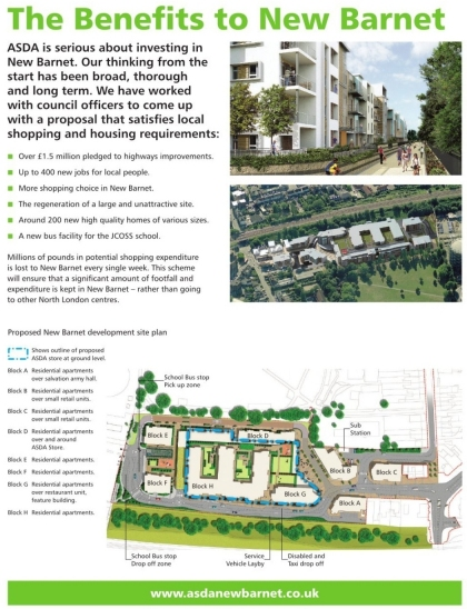 ASDA Wraparound Advert on Barnet Times 28 May 2009 - Page 2